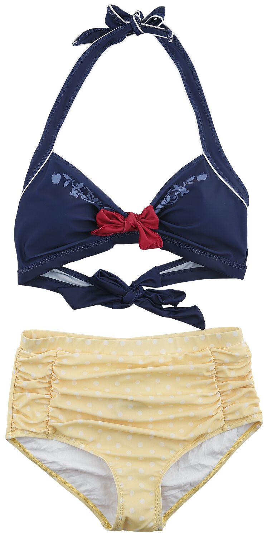 Schneewitchen Schneewittchen Bikini-Set multicolor . M424618