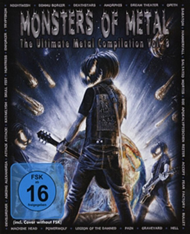 Monsters Of Metal   Vol.VIII