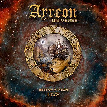 Image of Ayreon Ayreon universe - Best of Ayreon live 2-CD Standard
