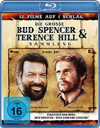 Die große Bud Spencer & Terence Hill Blu-ray Sammlung - New Edition