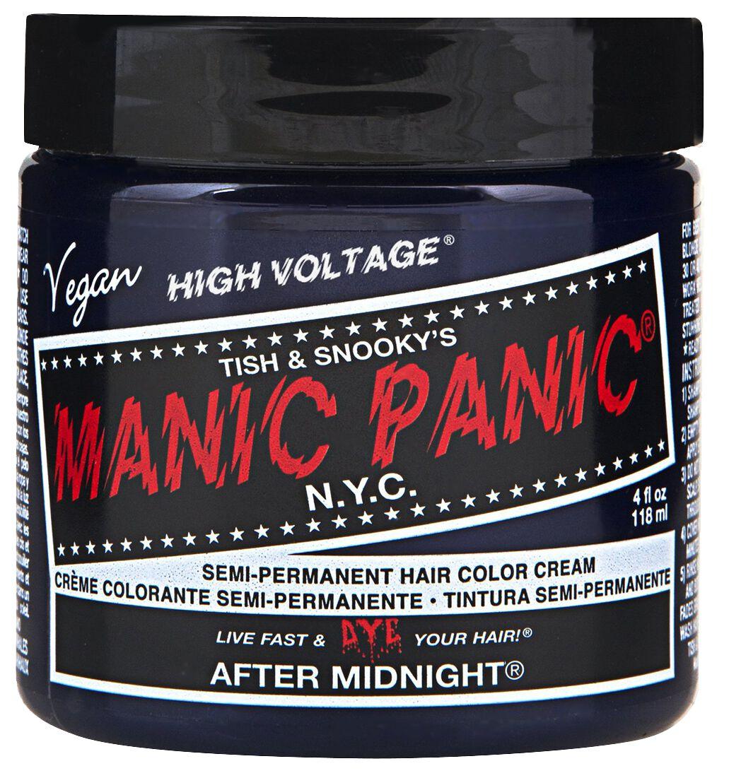 Manic Panic After Midnight Blue - Classic  Haar-Farben  blau