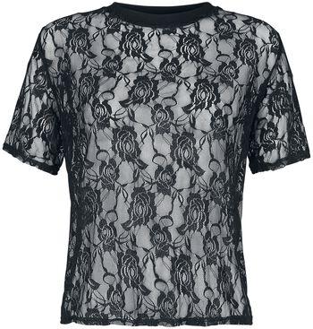 spitzen shirt forplay t shirt emp. Black Bedroom Furniture Sets. Home Design Ideas
