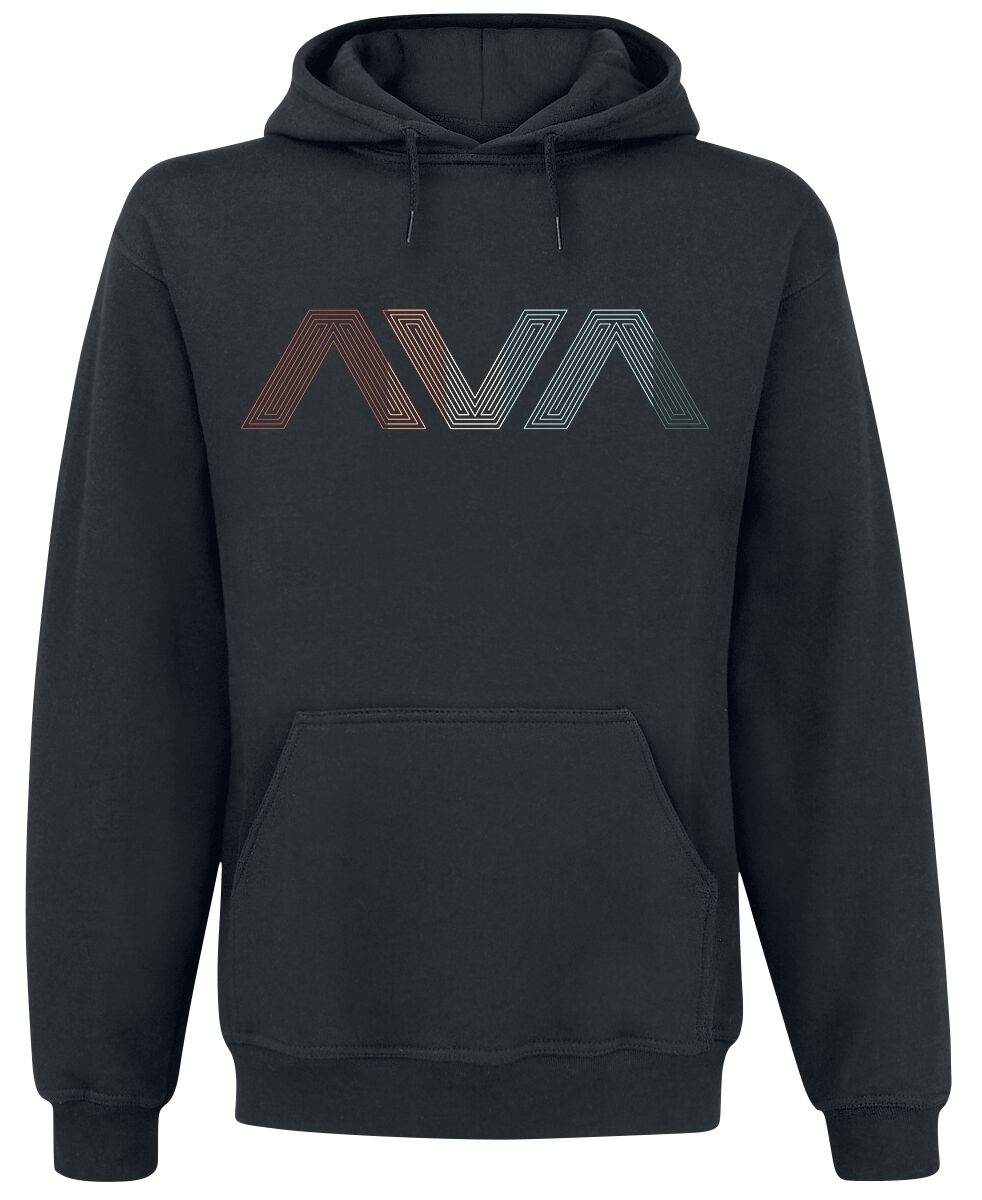 Image of Angels & Airwaves Rebel Girl Kapuzenpulli schwarz