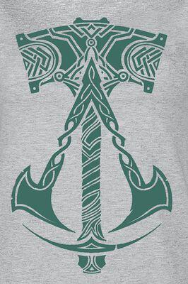 Valhalla - Hammer & Symbol