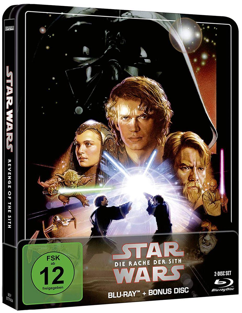 Image of Star Wars Episode 3 - Die Rache der Sith 2-Blu-ray Standard
