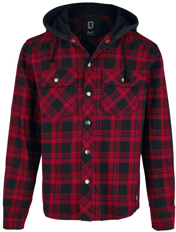Checkshirt Sweathood