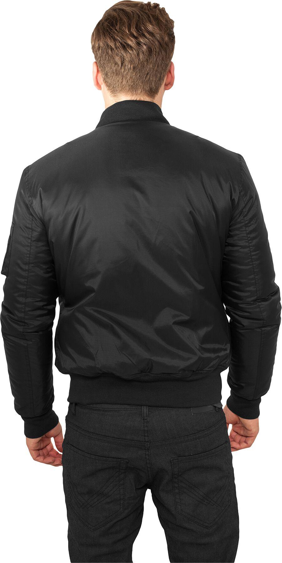 buy online 5182f e64bd Basic Bomber Jacket