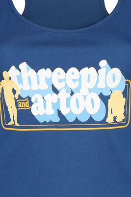 Threepio and Artoo