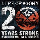 20 years strong - River runs red live in Brussels