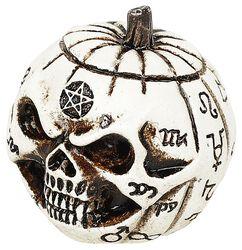 Pumpkin Skull: Miniatur Schädel