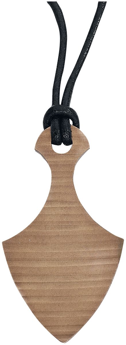 GemSessions Spear Halskette bronzefarben viking_01 _NE