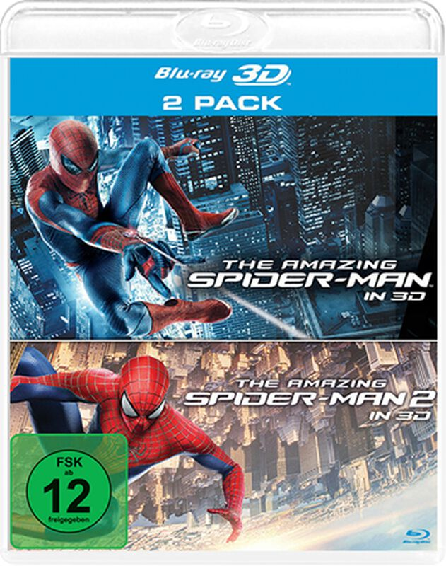 The Amazing Spider-Man 1&2