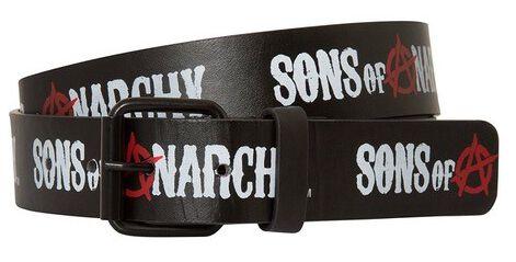 Guertel für Frauen - Sons Of Anarchy Gürtel Standard  - Onlineshop EMP