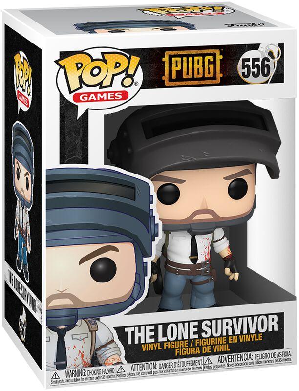 The Lone Survivor Vinyl Figur 556