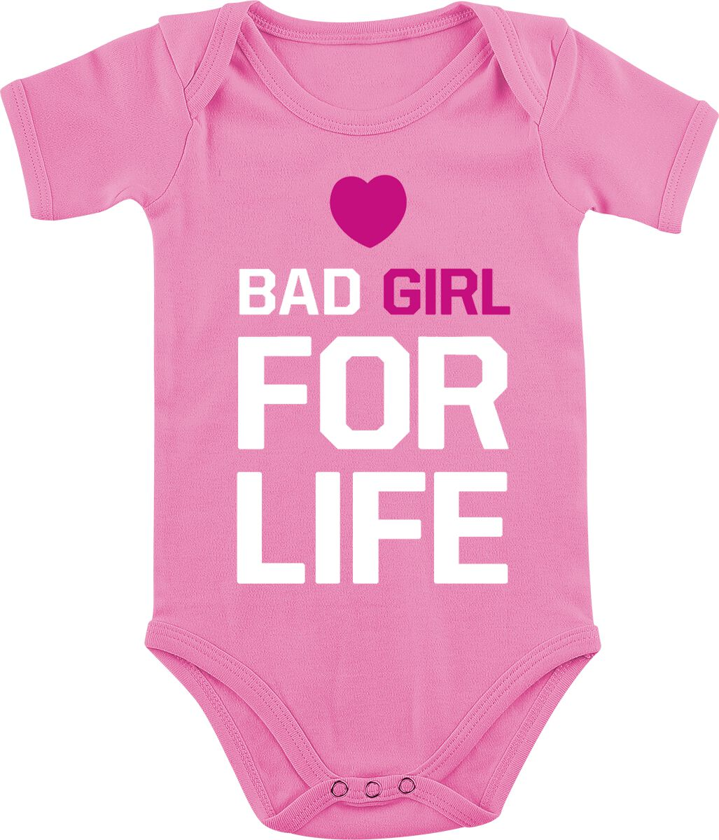 Image of Bad Girl For Life Body pink