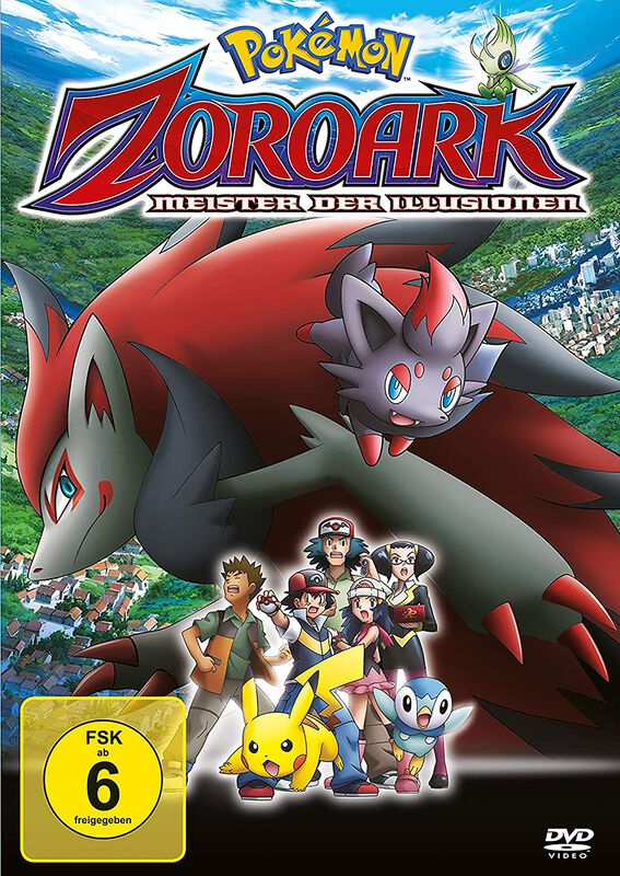 Pokémon 13 - Zoroark: Meister der Illusionen