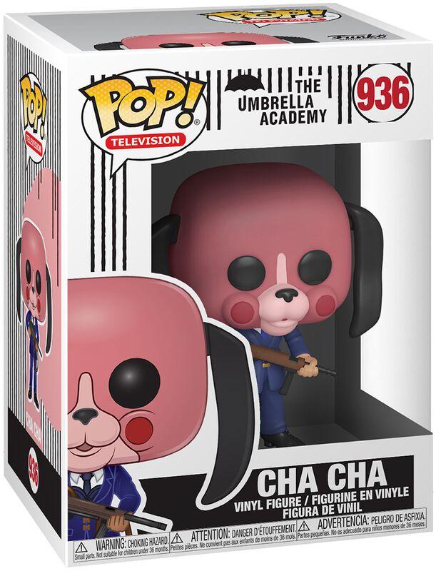 Cha Cha Vinyl Figur 936