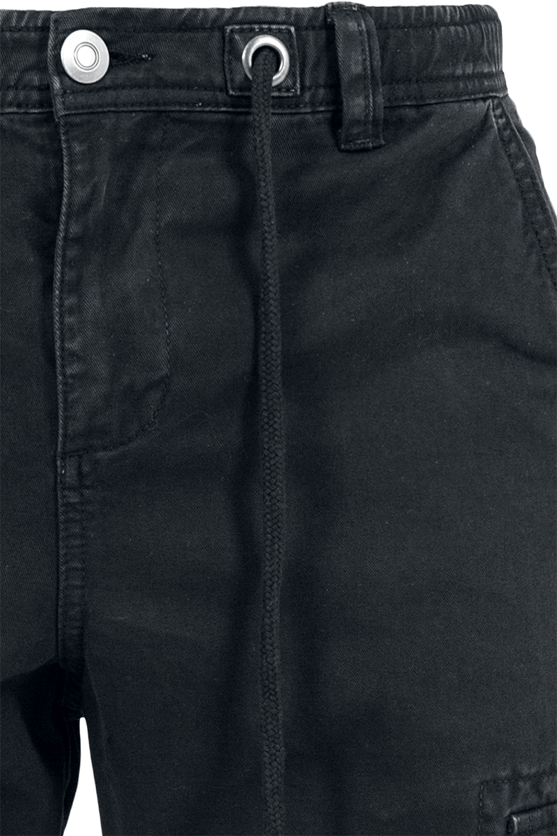 Image of Urban Classics Cargo Jogging Pants Cargopant schwarz