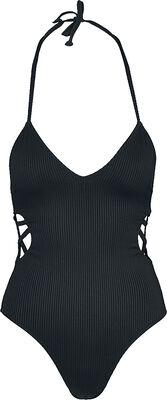 Ladies Rib Swimsuit