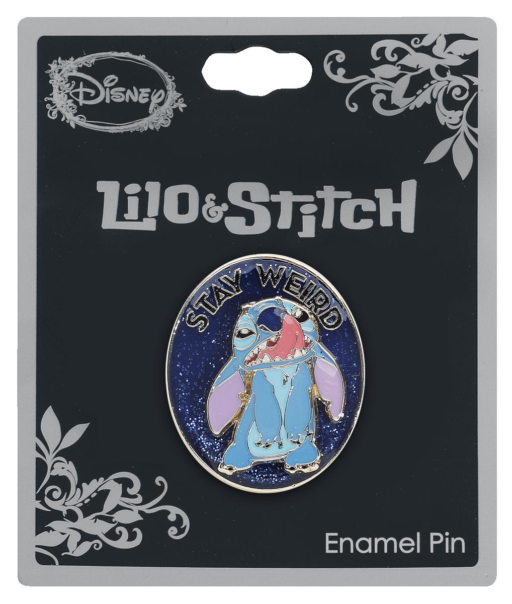 Lilo and Stitch - Stitch - Pin - multicolor