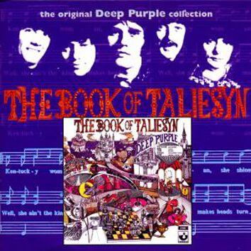 Deep Purple  Book of taliesyn  CD  Standard