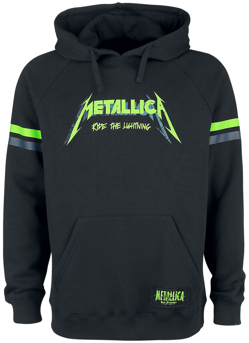 Metallica EMP Signature Collection Hooded sweater black
