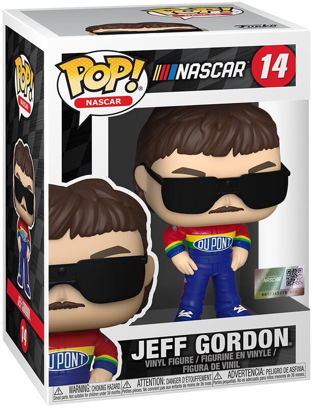 Jeff Gordon Vinyl Figur 14