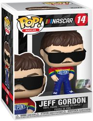 Jeff Gordon Vinyl Figur 14
