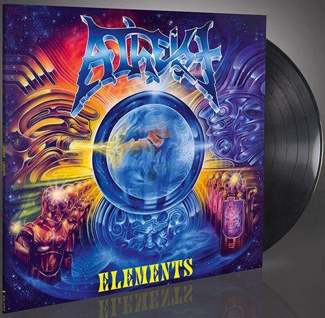 Image of Atheist Elements LP schwarz