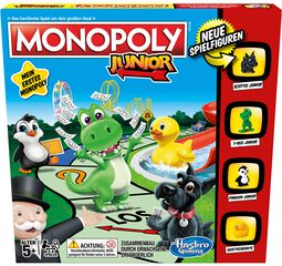 Monopoly Monopoly Junior