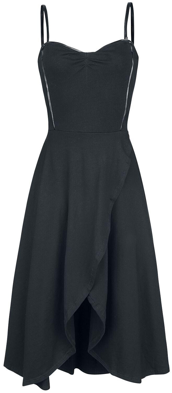 Kleider für Frauen - Poizen Industries Desire Dress Kleid schwarz  - Onlineshop EMP