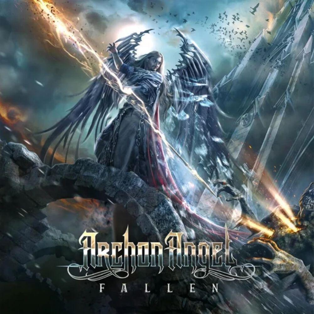 Image of Archon Angel Fallen CD Standard
