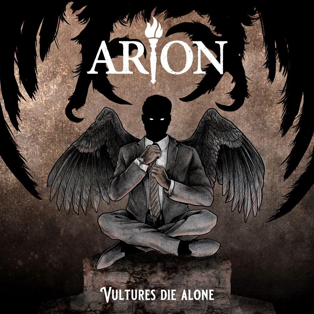 Image of Arion Vultures die alone CD Standard