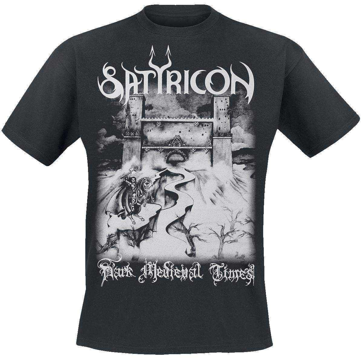 Satyricon - Dark Medieval Times - T-Shirt - black image