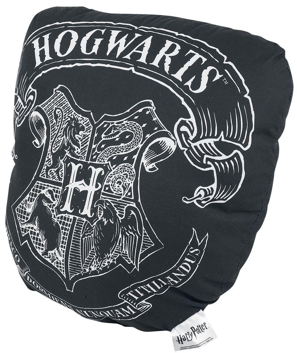 Harry Potter Hogwarts  Kissen  schwarz
