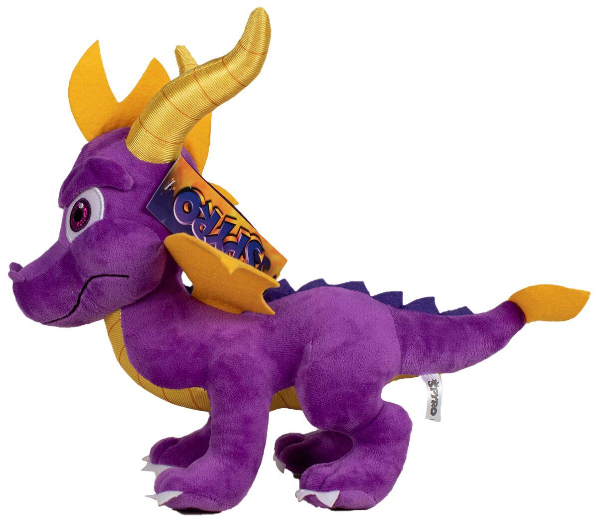 Spyro - The Dragon Spyro Plüschfigur multicolor 760020316