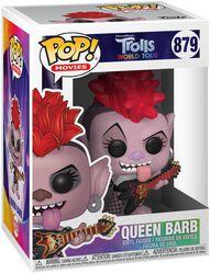 World Tour - Queen Barb Vinyl Figur 879