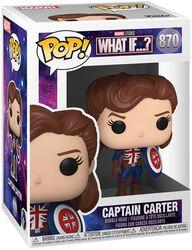 What If...? - Captain Carter Vinyl Figur 870