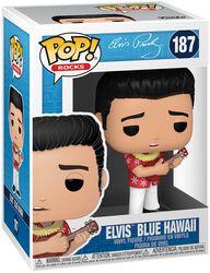 Elvis Presley Rocks - Blue Hawaii Vinyl Figur 187