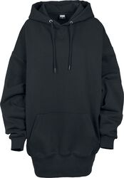 Ladies Long Oversize Hoody