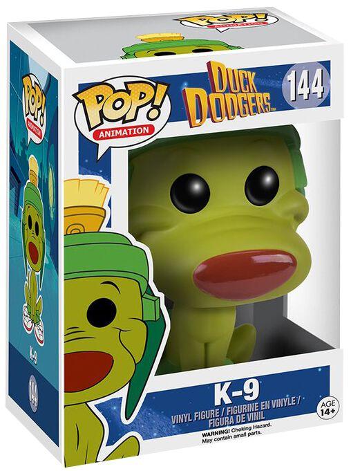 Duck Dodgers  K-9 Vinyl Figure 144  Sammelfigur  Standard