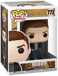 Bobby Vinyl Figure 772