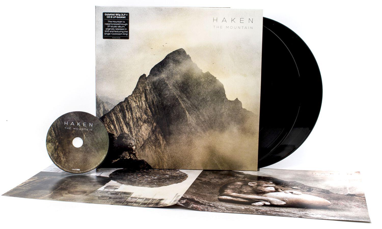 Image of Haken The mountain 2-LP & CD Standard