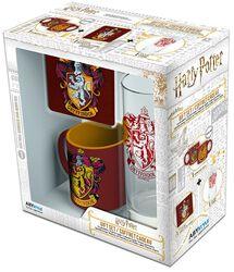 Geschenk-Set Gryffindor
