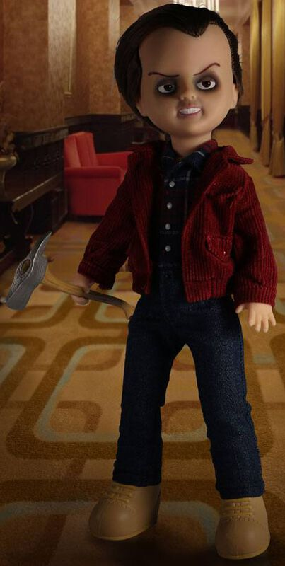 The Shining Living Dead Dolls Puppe - Jack Torrance