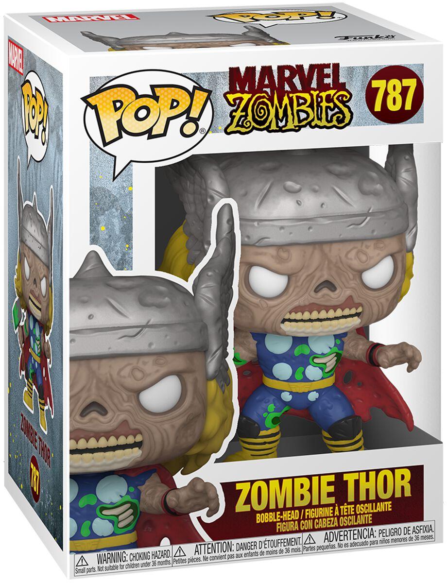 Marvel Zombies - Zombie Thor Vinyl Figur 787 Funko Pop! multicolor 49127