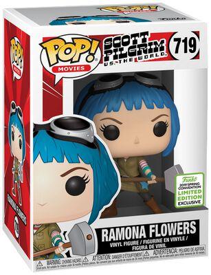 Scott Pilgrim gegen den Rest der Welt ECCC 2019 - Ramona Flowers (Funko Shop Europe) Vinyl Figure 719