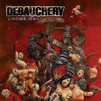 Debauchery  Continue to kill  CD  Standard
