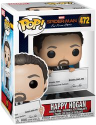Far From Home - Happy Hogan Vinyl Figure 472