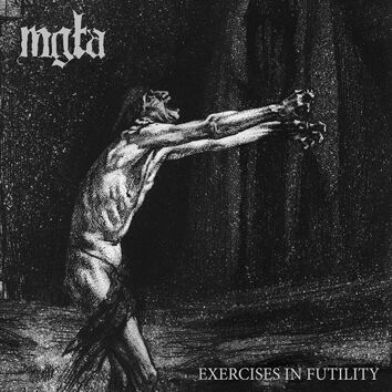 Mgla Exercises in futility CD multicolor